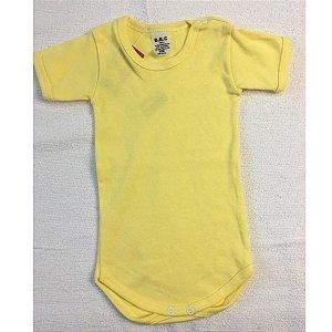 Body Estampado Linea baby - amarelo