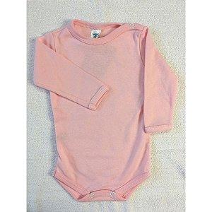 Body Estampado Linea baby - rosa