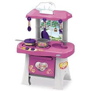 Cozinha Pop Infantil Casinha Flor