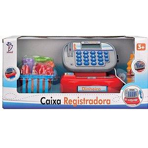 Caixa Registradora Infantil Fenix Brinquedos