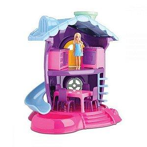 Casinha de Boneca Judy Cozinha Samba Toys