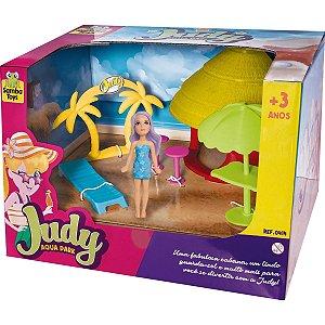 Cabana de Praia Judy Aqua Park Samba Toys