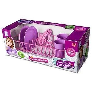 Enxugando a Loucinha Zuca Toys