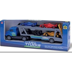 Mini Trucks Cagonheira samba Toys