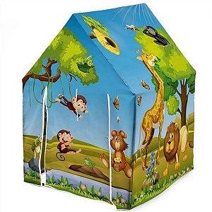 Barraca Infantil Safari Brincadeira de Criança