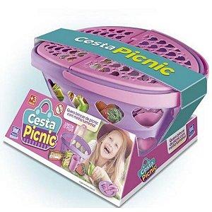 Cesta de PicNic  Infantil Zuca Toys