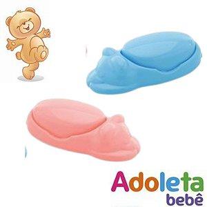 Saboneteira Urso Infantil Adoleta