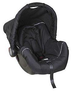 Dispositivo Galzerano bebê conforto Piccolina - preto cinza