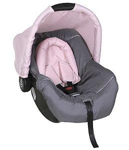 Dipositivo Galzerano bebê conforto Piccolina - rosa