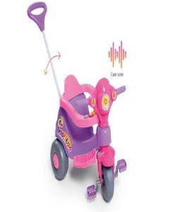 Triciclo Calesita Velocita - lilas