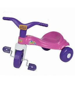 Triciclo Magic Toys tico tico - bala
