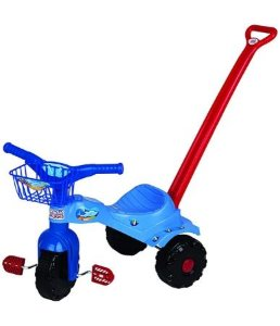 Triciclo Magic Toys tico tico - tubarão