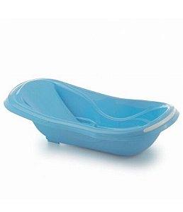 Banheira Adoleta ergonômica 24 litros - azul
