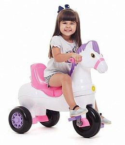 Triciclo Calesita Potó - rosa