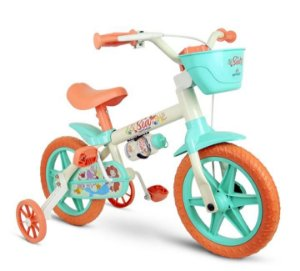 Bicicleta Nathor Aro 12 - sea