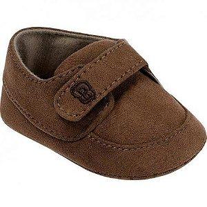 Sapato infantil Pimpolho masculino tamanho 3 - marrom