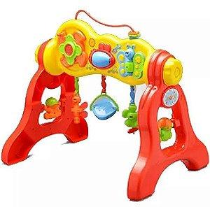 Play Gym Maral brinquedo com som - amarelo