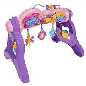 Play Gym Maral brinquedo com som - rosa