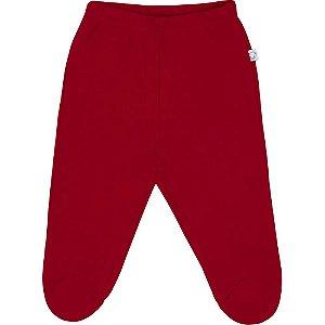 Culote Pimpolho unissex - vermelho