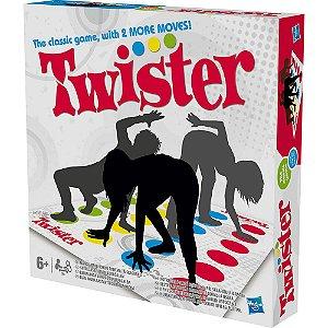 Jogo Twister Hasbro - clássico