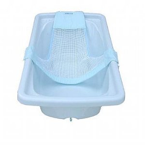 Rede de Proteção Bibitchan para banho - azul