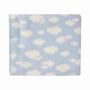 Cobertor Minasrey Alvinha - azul