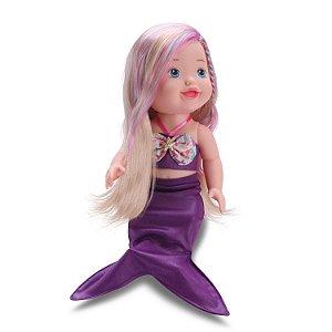 Boneca Diver Toys My Little - sereia