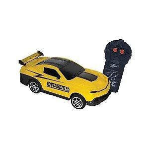 Carro Candide de Controle Remoto Spark - amarelo