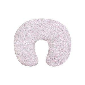 Almofada de amamentação Papi Composê 4 funções - rosa