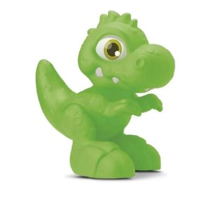 Dino Silmar Brinquedos Baby Start - verde