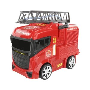 Caminhão Roma Brinquedos Next Race Fire - bombeiros