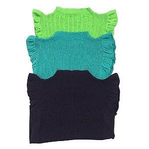 Regata Michele Modas tricot - cores variadas