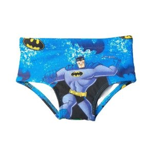 Sunga infantil Azul do Mar - Batman