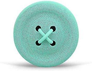 Caixa de som Speaker Bluetooth Botão - Resistente à água