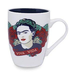 Caneca Porcelana - Frida Kahlo