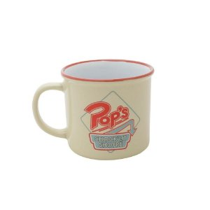 Caneca Porcelana Pop's - Riverdale