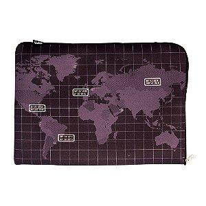 Capa de notebook - Viagem