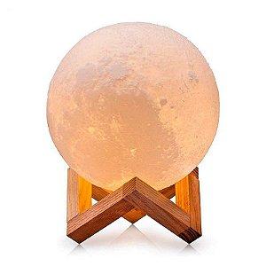 Luminária Lua Cheia