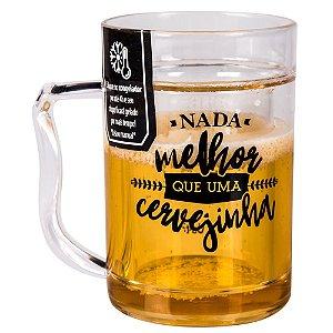 Mini Caneco Congelável Cervejinha