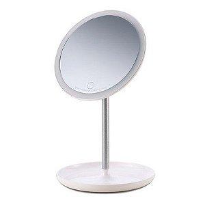 Espelho para Maquiagem com Led Redondo