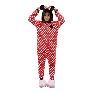 Macacão Kigurumi Minnie Mouse - Disney