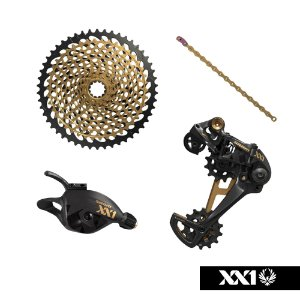 Grupo Sram XX1 Eagle Gold