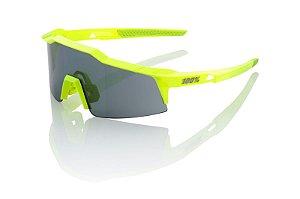 Óculos 100% Speedcraft Short - Amarelo
