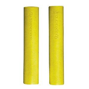 Manopla Silicone Syncros - Amarela