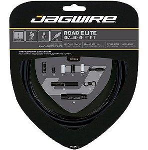Kit de Cabo de Câmbio Jagwire Elite Road