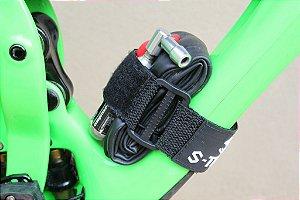 Wrap S-Três - Velcro para suporte de acessórios