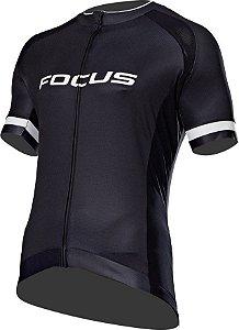 Camisa Focus Race - Black