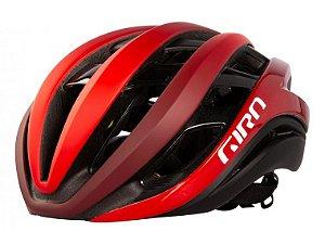 Capacete Giro Aether Mips - Vermelho