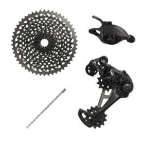 Grupo Sram XX1 Eagle Black