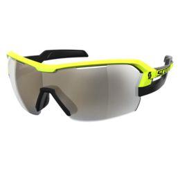 Óculos Scott Spur - Preto e Amarelo